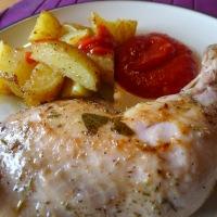 Kyllinglår sous-vide