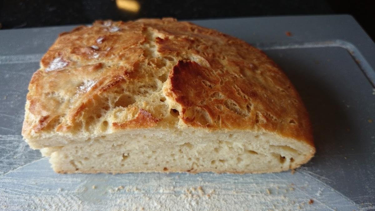 No-knead loff