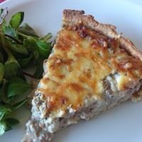 Tina´s kjøttdeig og kantarell pai