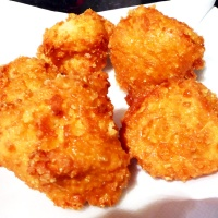 Friterte parmesankuler (TMX)