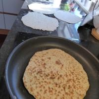 Brød til kebab